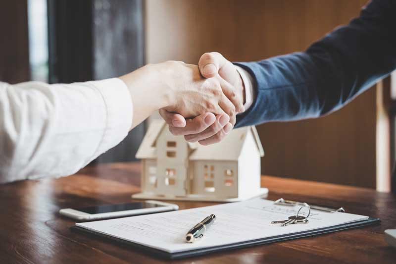 beruf-Immobilienmakler