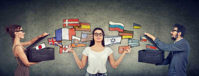 mehrsprachige Unternehmenskommunikation